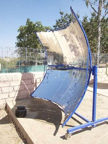 Trough Solar Cooker