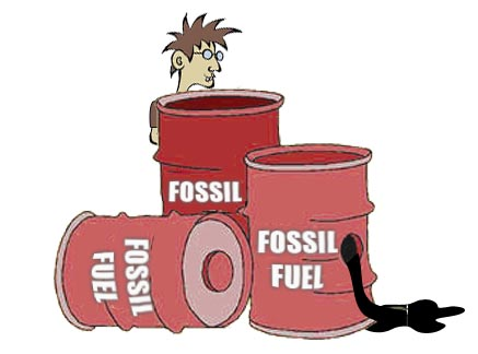 How are Fossil Fuels Made